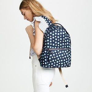 Michael Kors Large Kelsey Nylon Backpack NWT